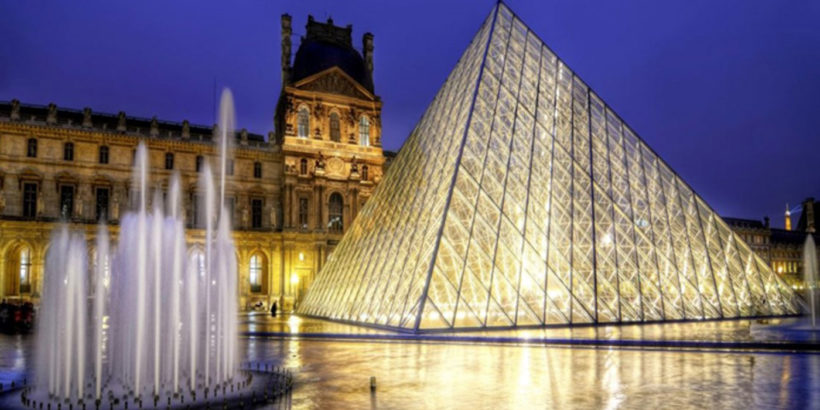 Louvre by diplomat travel