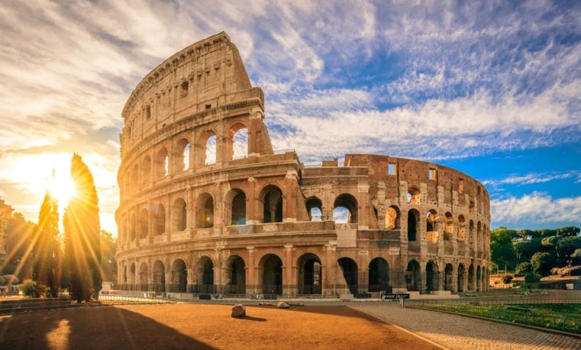 trip to Rome by diplomat travel