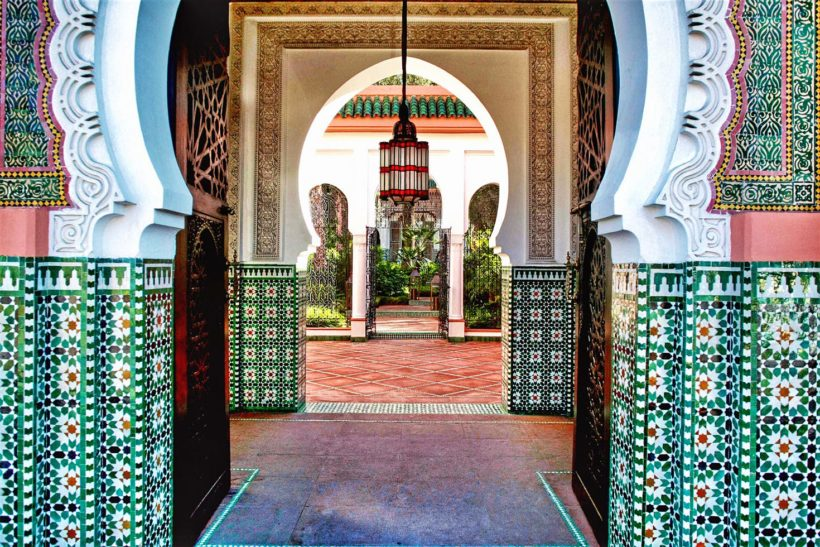 marrakesh by diplomat travel