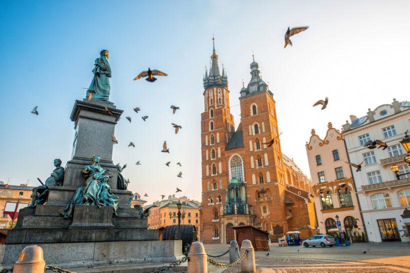 4 ημέρες για 2 άτομα στην Κρακοβία