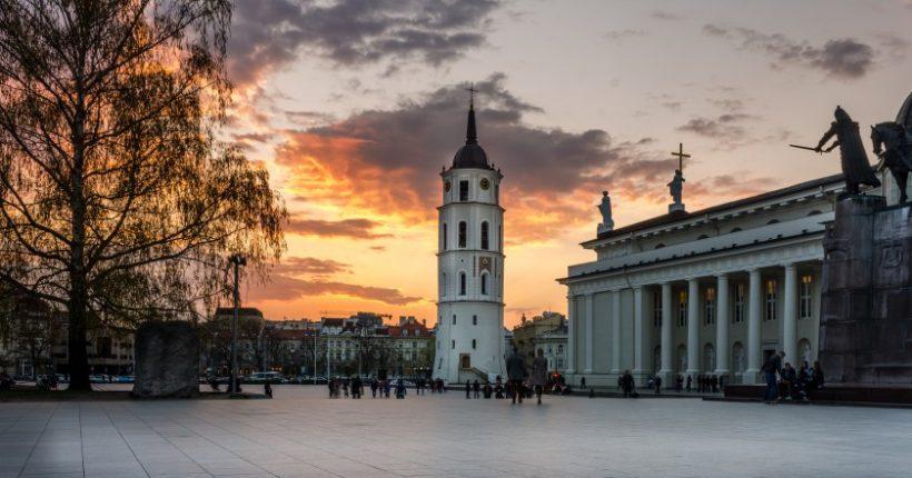 4 ημέρες για 2 άτομα στο Βίλνιους