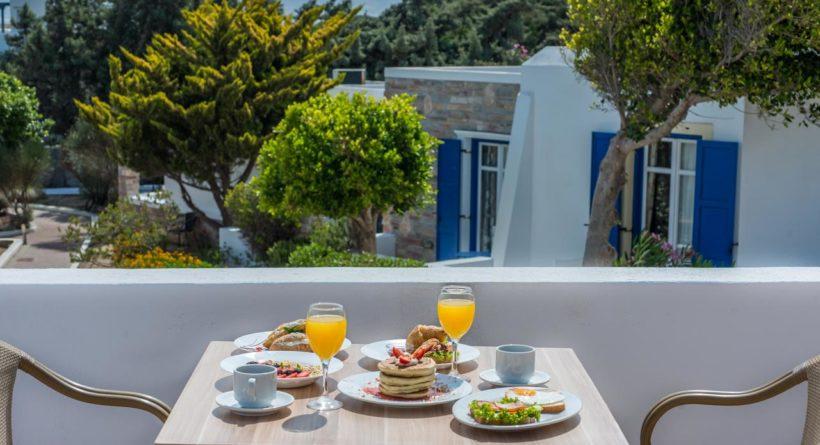 Naxos palace diplomat travel