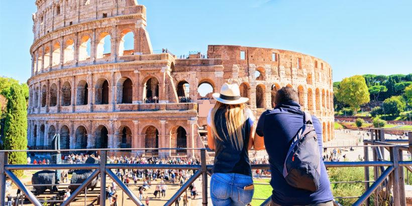 rome diplomat travel