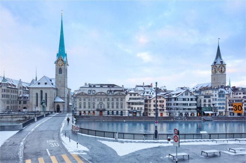 Switzerland Christmas diplomattravel