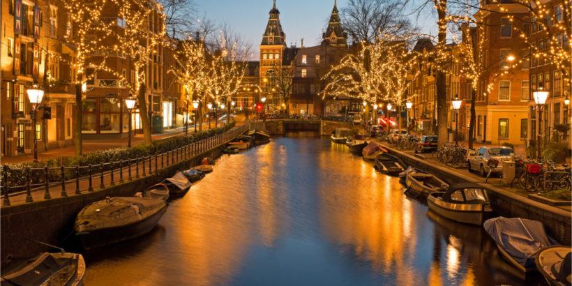 amsterdam diplomat travel