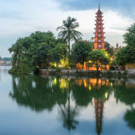 Hanoi πακετο ταξιδιου απο το Diplomat Travel