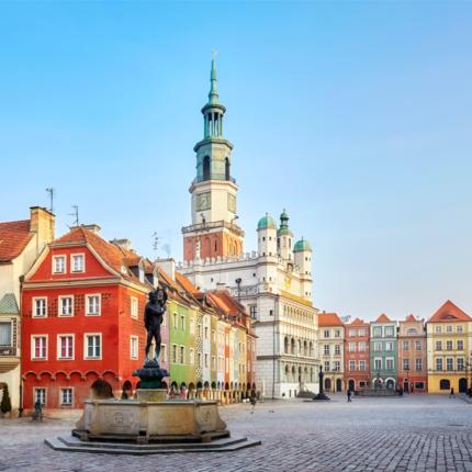 Πόζναν Πολωνίας από το Diplomat Travel